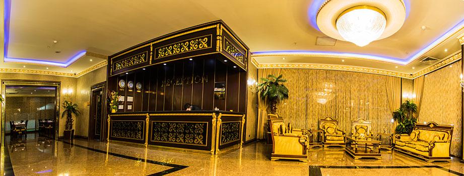 Grand work hotel for Grand hamit hotel ankara
